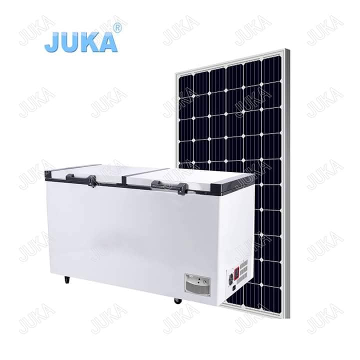 Congélateur solaire